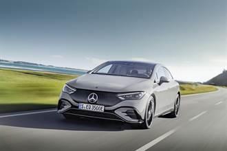 宛如縮小版 EQS、Mercedes-Benz EQE 純電 E-Class 正式亮相!