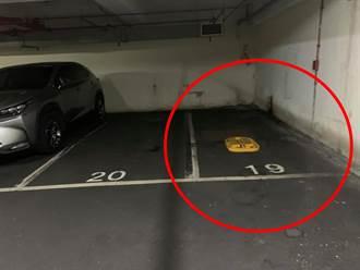 這車位寬僅180公分能停車?網揭格線1疑點:案情不單純