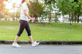 靠走路變長壽!最佳日行步數曝光 早逝風險降7成