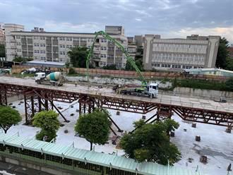 平鎮停車場崩塌釀1死 結構技師坦承設計載重「誤植」