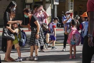 新北幼兒園8學童確診 網驚「才開學6天」:又要停課了嗎
