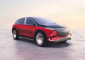 奢華與尖端純電技術結合 Mercedes-Maybach Concept EQS SUV 亮相!