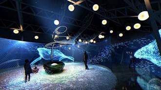 新竹光臨藝術節「科技未來」燈區 10日三座公園開展