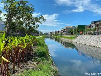 鹿港溪再現!5億元打造1.5公里河岸 景觀亮點多多