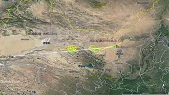 陸發飛航禁令疑試射洲際導彈 美軍間諜機連日抵近偵察