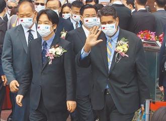 帛琉總統親邀 賴清德擬回訪
