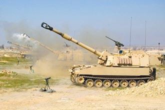 美M109A6自走砲 陸軍未照單全收