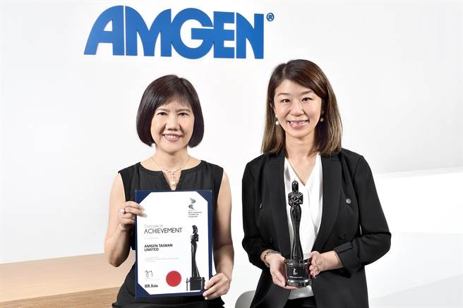 台灣安進將持續推動前瞻創新、高效敏捷、多元包容與歸屬感的友善職場文化。(台灣安進提供)