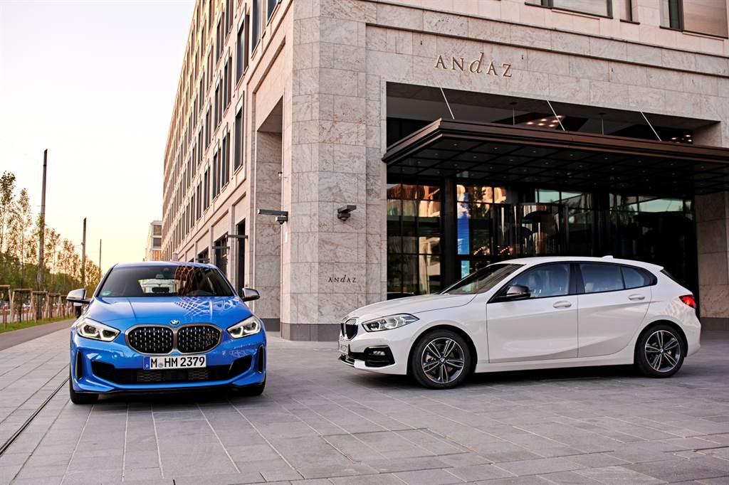 BMW各車系推出9月煥新方案,包含高額零利率以及保養券回饋。(圖/業者提供)
