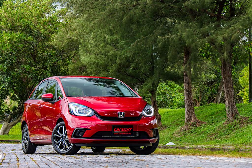 不受級距束縛的上質愜意座駕 Honda FIT Home試駕(圖/CarStuff)