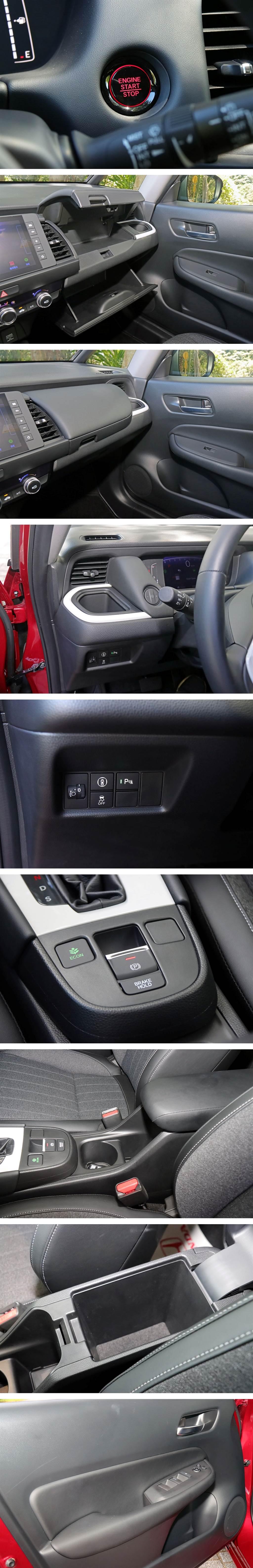 這次不僅門板包皮,連把手處也是皮革處理。(圖/CarStuff)