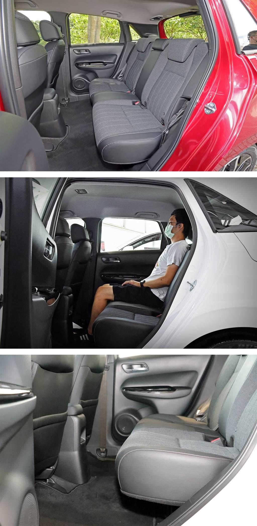 椅墊可以看得出來比現行車款的來得突出許多。(圖/CarStuff)