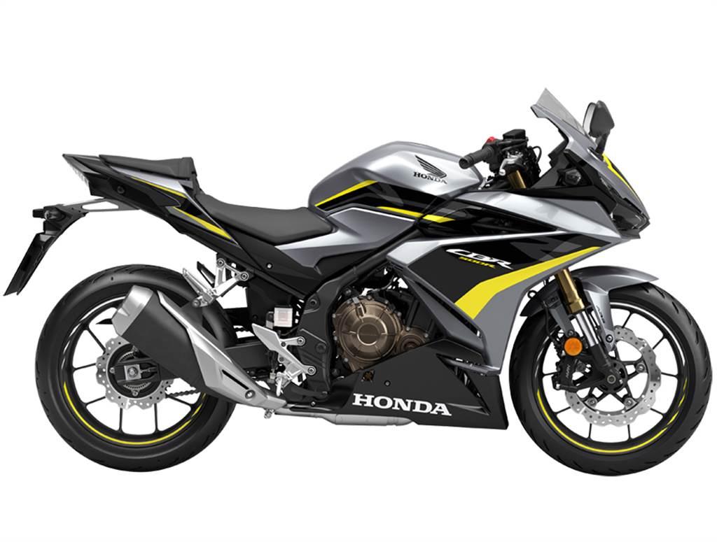 Honda Motorcycle 2022年式CBR500R 全球同步熱血上市(圖/BikeIn)