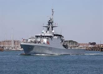 英國2艘巡邏艦啟程 前往印太常態部署5年