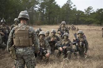瞄準與北京的戰鬥 美陸戰隊推動步兵訓練改革