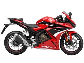 Honda Motorcycle 2022年式CBR500R 全球同步熱血上市