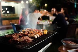 高雄市中秋烤肉限同住家人 禁止戶外公共場所及騎樓烤