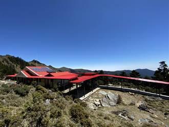 太平山場域部分放寬 5山屋開放三分之一遊客入住