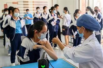 大陸超9.69億人 完成新冠疫苗全程接種