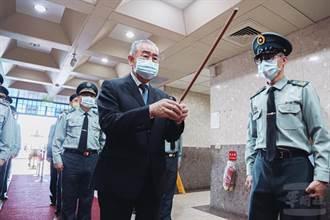 軍友社理事長李棟樑 第23次前往五指山慰問駐守官兵