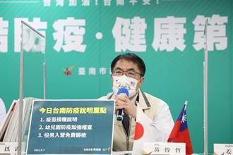 台南中秋烤肉「三不」 黃偉哲:不鼓勵不主辦不群聚