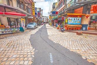 北埔老街明年拆膏藥 恢復古樸街景
