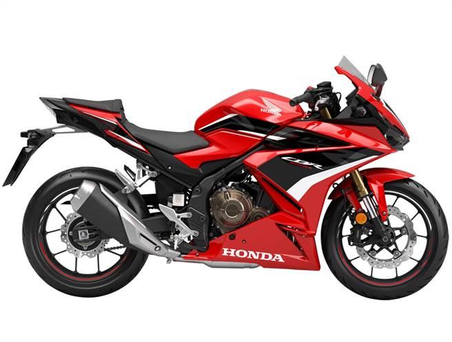 Honda 22年式CBR500R 全球同步上市