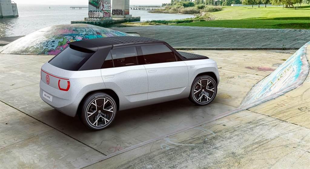 2021 IAA 慕尼黑車展:Volkswagen入門級電動車的展望 - ID. LIFE(圖/CarStuff)