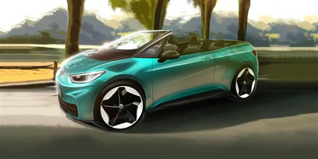 福斯改變心意,ID.X 電動小鋼炮不再只是概念車而是真的要量產(圖/DDCar)