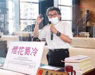 議員批三行字就要追加3.35億預算 盧秀燕:各行各業把錢留在台中就是紓困