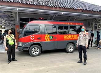 印尼監獄凌晨大火釀41死  初判肇因電線走火