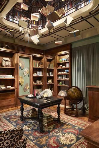 Gucci參加米蘭家具展 帶你一起夢遊仙境