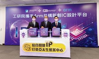 工研院、Arm 共構新創IC設計平台