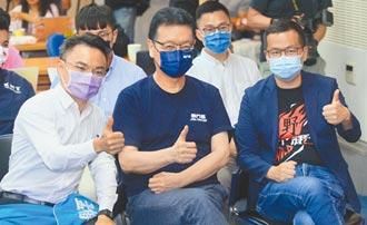 國民黨兩岸政策 趙促找第三條路