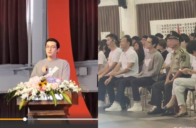 胡歌透露花了10多年證明自己是演員。(圖/翻攝自新浪娛樂、搜狐娛樂微博)