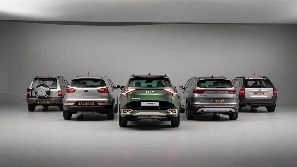 KIA 第四代 Sportage 全面完售官網下架、第五代 NQ5 導入準備中!(圖/CarStuff)