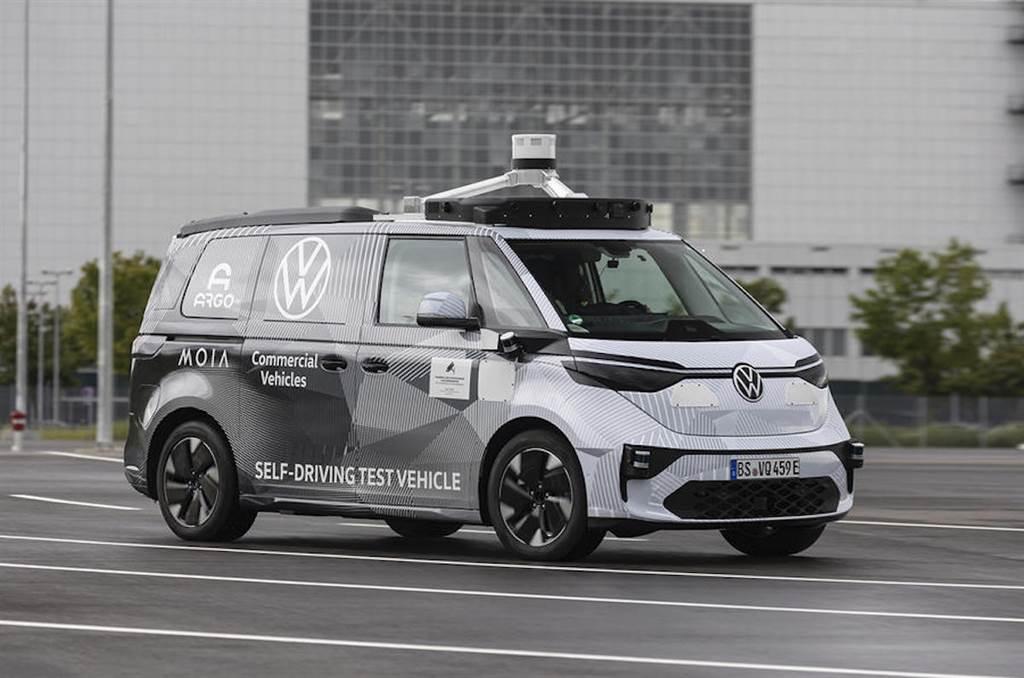 2021 IAA 慕尼黑車展:與 Argo AI 合作開發,Volkswagen I.D BUZZ 自動駕駛車型預約 2025 上線(圖/CarStuff)