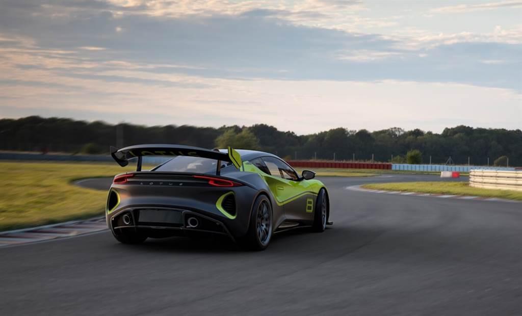 從公路到賽道,Lotus推出Emira GT4賽車投入2022年賽季(圖/CarStuff)