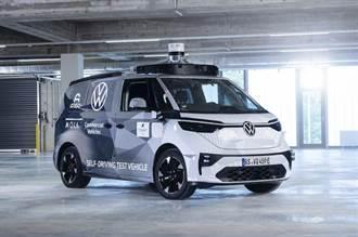 與 Argo AI 合作開發,Volkswagen I.D BUZZ 自動駕駛車型預約 2025 上線