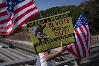 加州州長罷免投票倒數  民主黨與共和黨交鋒