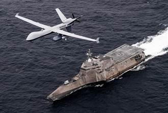美第五艦隊成立無人載具特遣部隊 練兵中東兼嚇阻伊朗