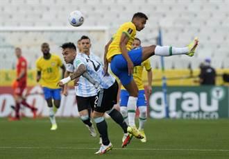 《時來運轉》運彩報報-世界盃資格賽南美洲區:巴西全勝領頭、阿根廷不敗居次