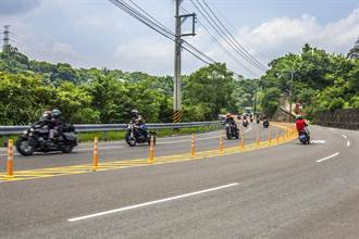 新竹縣台3線北埔鄉路段將設區間測速照相 重機飆車無所遁形