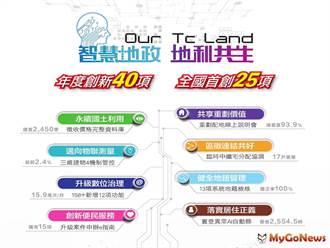 台中推動智慧地政 首創25項創新服務