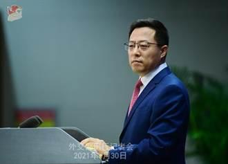 陸外交部:堅決反對個別西方政客公然詆毀香港警方正當執法行為