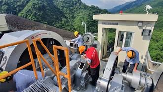 璨樹颱風來襲 曾文水庫將視氣象條件啟動調節性放水