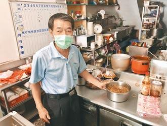 基隆林東寶里長關懷長者 供餐數十年