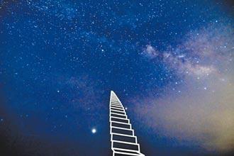 追星族夜拍銀河 南迴天梯火紅
