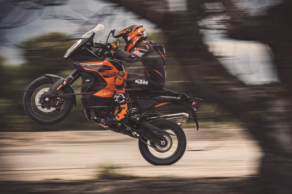 KTM多功能車正式在台發表 從入門到絕對王者霸氣攻佔(圖/BikeIN)