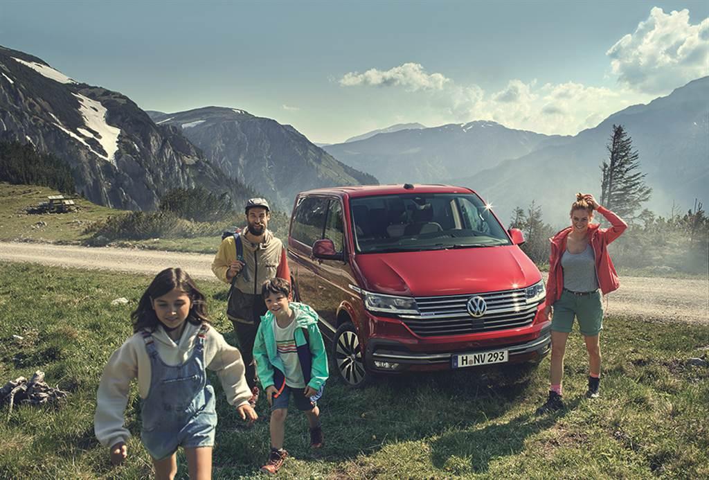 T6.1 Multivan車系推出「輕鬆購專案」以及 「菁英租賃專案」,提供多元入主方案回饋支持T6.1 Multivan的消費者。(圖/業者提供)